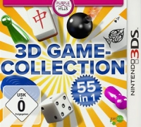 3D Game Collection: 55-in-1 [DE] Box Art