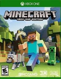 Minecraft: Xbox One Edition Box Art