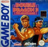 Double Dragon 3: The Arcade Game Box Art