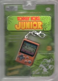 Donkey Kong Junior (without Nintendo logo) Box Art