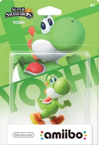 Yoshi - Super Smash Bros. [NA] Box Art