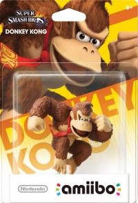 Donkey Kong - Super Smash Bros. Box Art