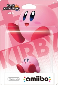 Kirby - Super Smash Bros Box Art