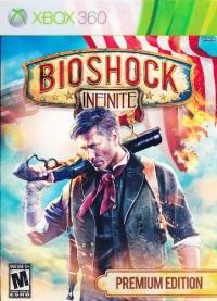 BioShock: Infinite - Premium Edition Box Art