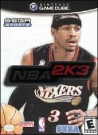 NBA 2K3 Box Art