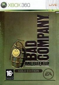 Battlefield: Bad Company - Gold Edition Box Art