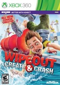 ABC Wipeout: Create & Crash Box Art