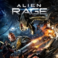 Alien Rage Box Art