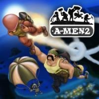 A-men 2 Box Art