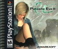 Parasite Eve II Box Art