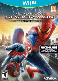 Amazing Spider-Man, The - Ultimate Edition Box Art
