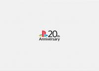 Sony PlayStation 4 CUH-1115A - 20th Anniversary Edition Box Art