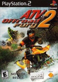 ATV Offroad Fury 2 (Not for Resale) Box Art