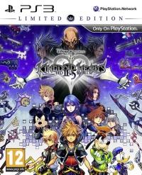 Kingdom Hearts HD 2.5 ReMIX - Limited Edition Box Art