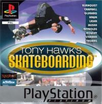 Tony Hawk's Skateboarding - Platinum Box Art