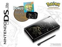 Nintendo DS Lite - Dialga Palkia Limited Edition Box Art