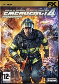 Emergency 4 Gold Edition Box Art