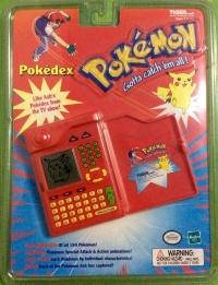 Pokémon - Gotta catch 'em all! - Pokedex Box Art
