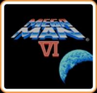 Mega Man VI Box Art