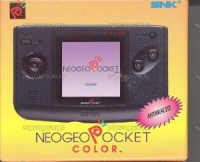 Neo Geo Pocket Color - Anthracite Box Art