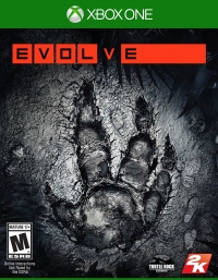 Evolve Box Art