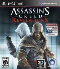 Assassin's Creed: Revelations (Free Original Assassin's Creed) Box Art