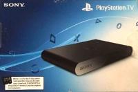 Sony PlayStation TV VTE-1001 Box Art