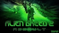 Alien Breed 2 Box Art