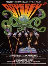 Envahisseurs Extra-Terrestres / Alien Invaders - Plus! Box Art
