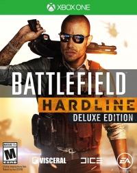 Battlefield Hardline - Deluxe Edition Box Art