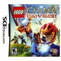 LEGO Chima: Laval's Journey Box Art