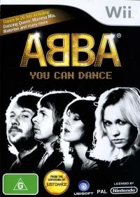 ABBA You Can Dance Box Art