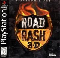 Road Rash 3D Box Art