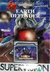 Earth Defender [US] Box Art