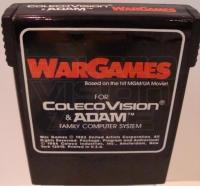 War Games Box Art