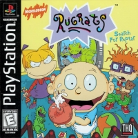 Rugrats: Search for Reptar Box Art