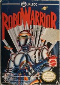 RoboWarrior [IT] Box Art
