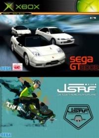 Sega GT 2002 / Jet Set Radio Future Box Art
