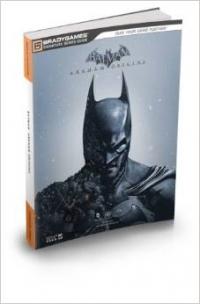 Batman: Arkham Origins Signature Series Strategy Guide Box Art