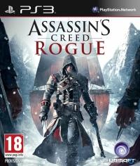 Assassin's Creed: Rogue Box Art