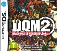 Dragon Quest Monsters: Joker 2 Box Art