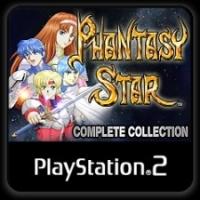 Phantasy Star Complete Collection Box Art