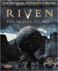 Riven: The Sequel to Myst - The Official Strategy Guide Box Art