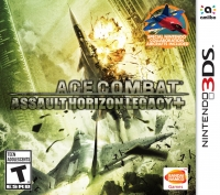 Ace Combat: Assault Horizon Legacy+ Box Art