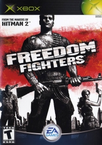 Freedom Fighters Box Art