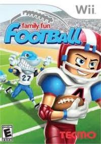 Family Fun Football Box Art