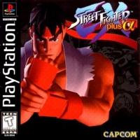 Street Fighter EX Plus Alpha Box Art
