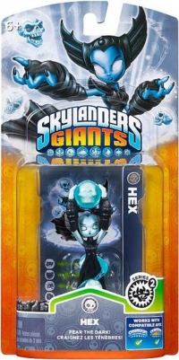 Hex - Skylanders Giants [NA] Box Art