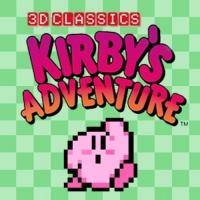 3D Classics: Kirby's Adventure Box Art