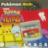 Pokémon Tetris Box Art